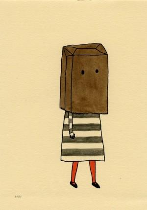 kate pugsley paperbag